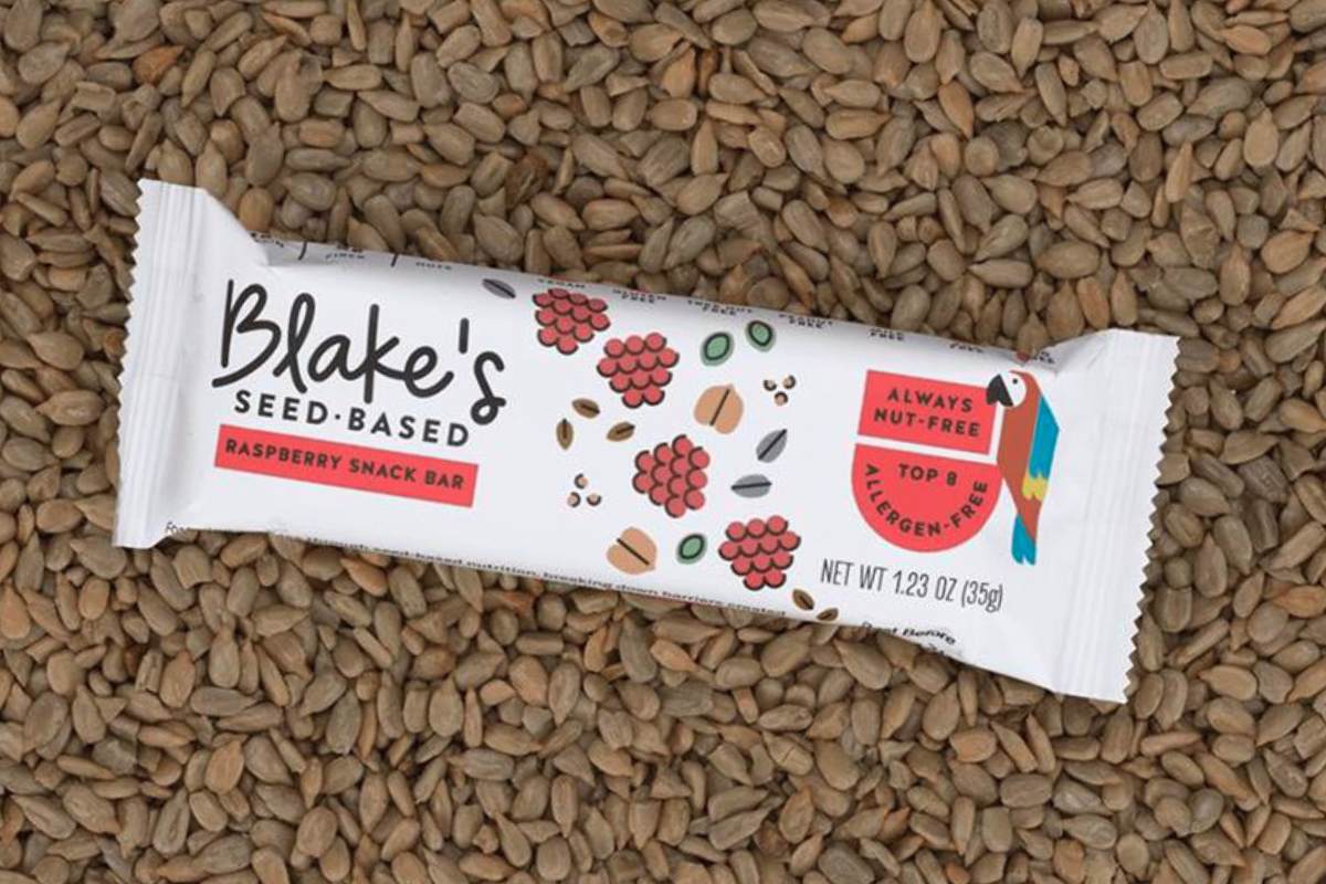 Blake's Seed Based nut-free bars