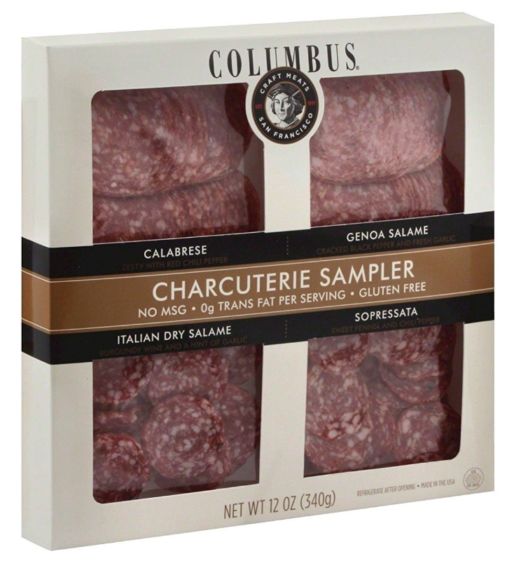 Columbus Craft Meats 12-oz Charcuterie Sampler