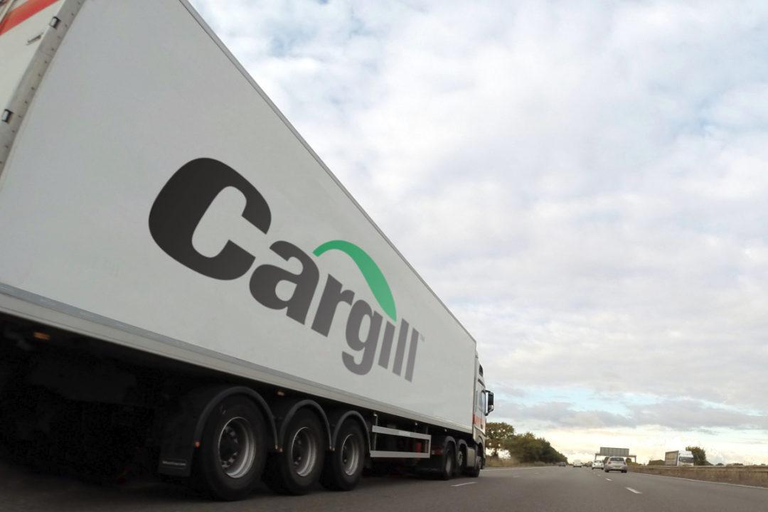 Cargill truck