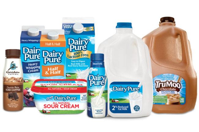 Dean Foods lineup