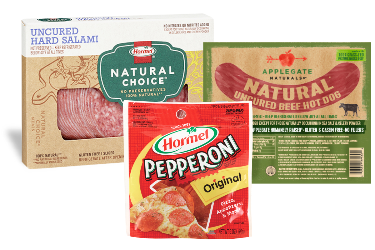 Hormel Refrigerated Foods brands