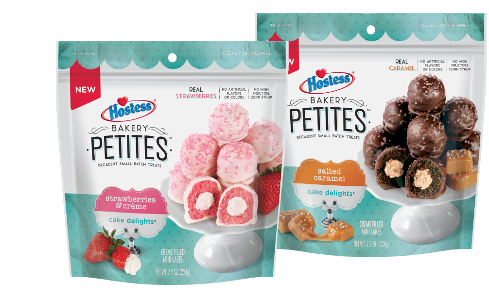 Hostess Bakery Petites