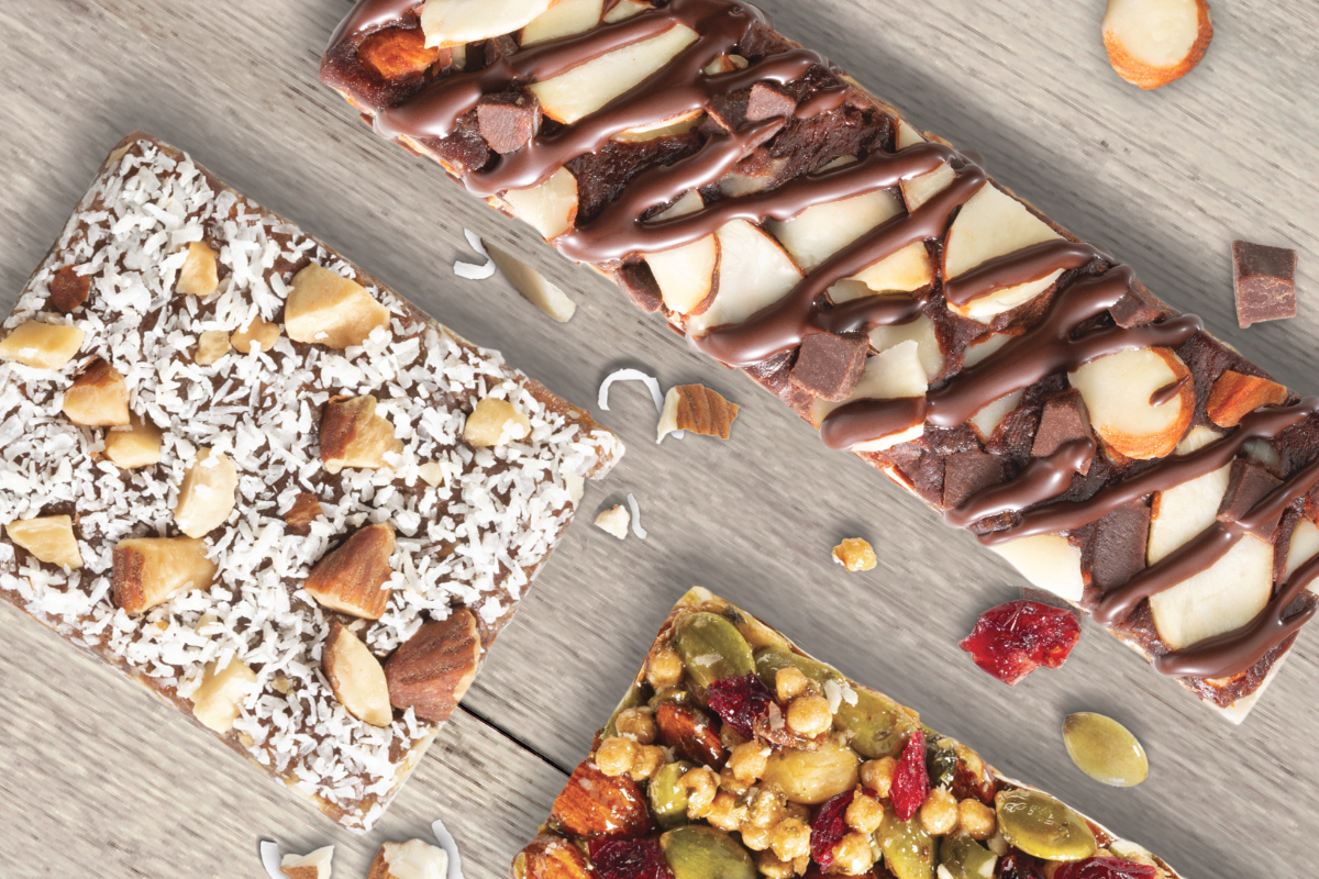 Nutritional bar trends at SupplySide West