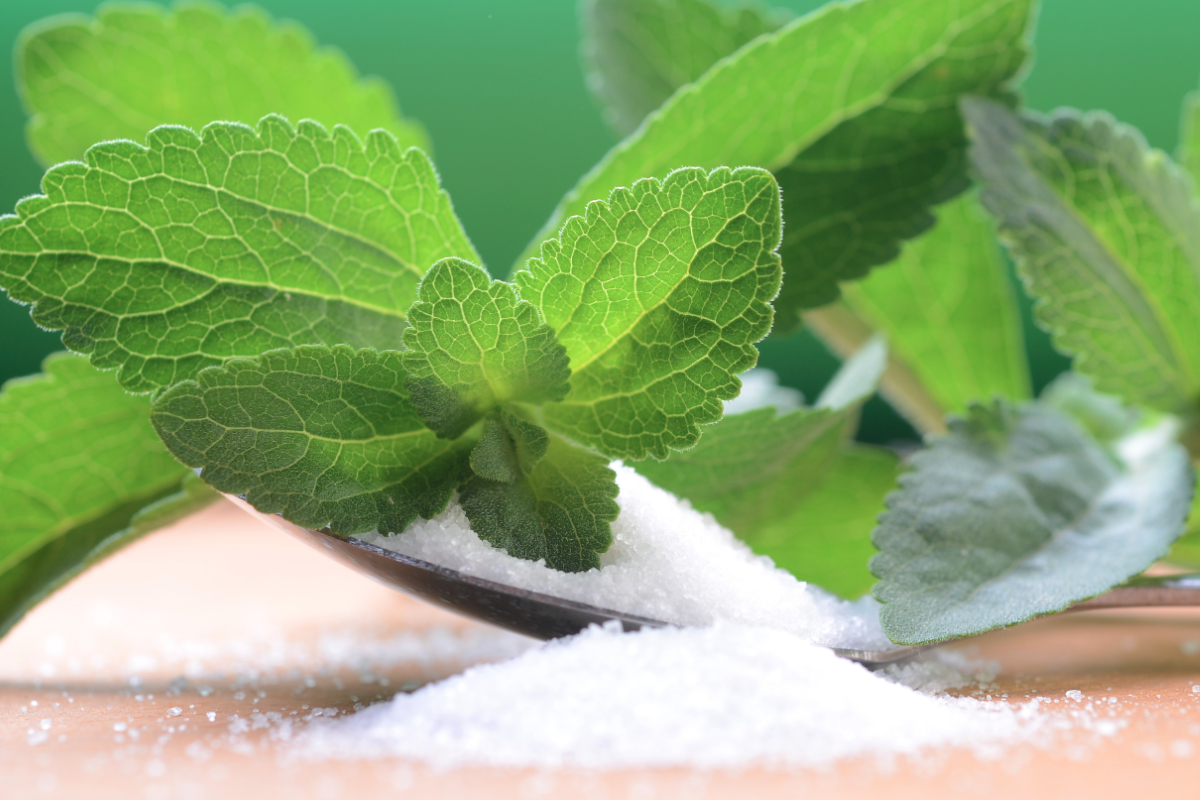 New stevia sweeteners at SupplySide West