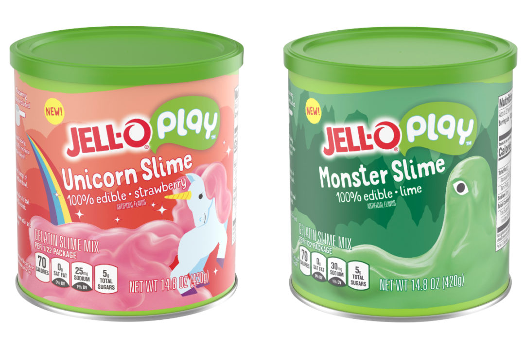Jell-O Play Edible Slime, Kraft Heinz