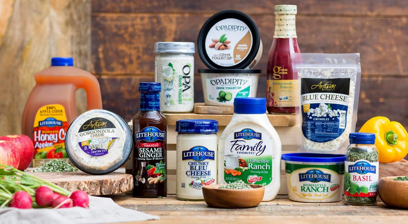 Litehouse Foods products