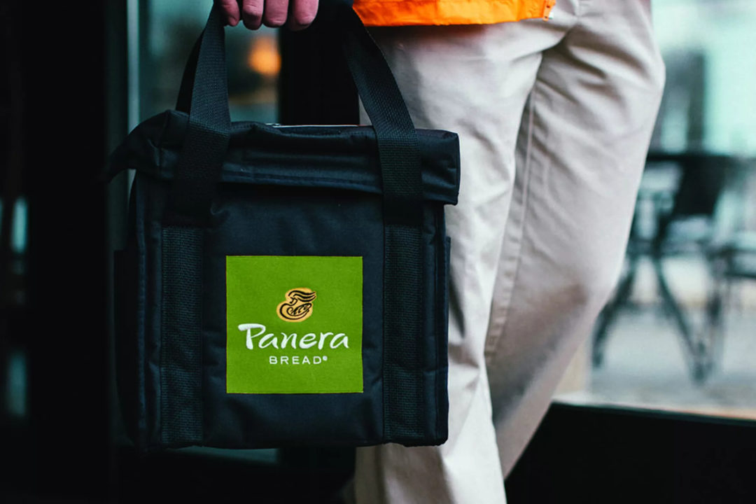 Panera delivery