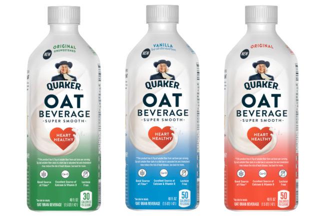 Quaker Oat Beverage, PepsiCo