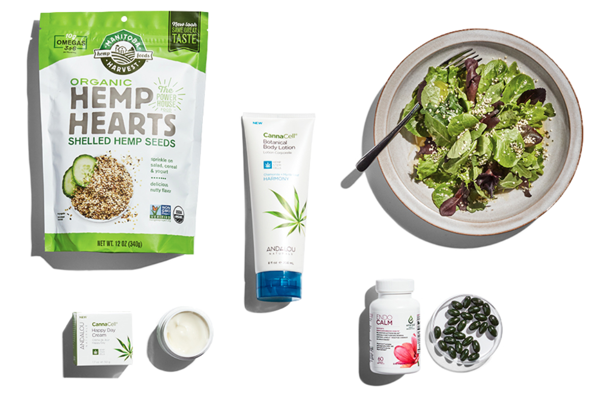 Whole Foods 2019 trends next-level hemp