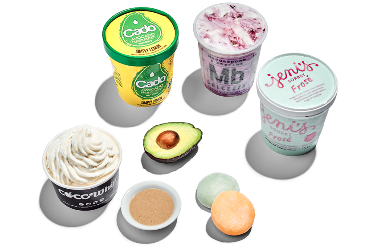 Whole Foods 2019 trends trailblazing frozen treats