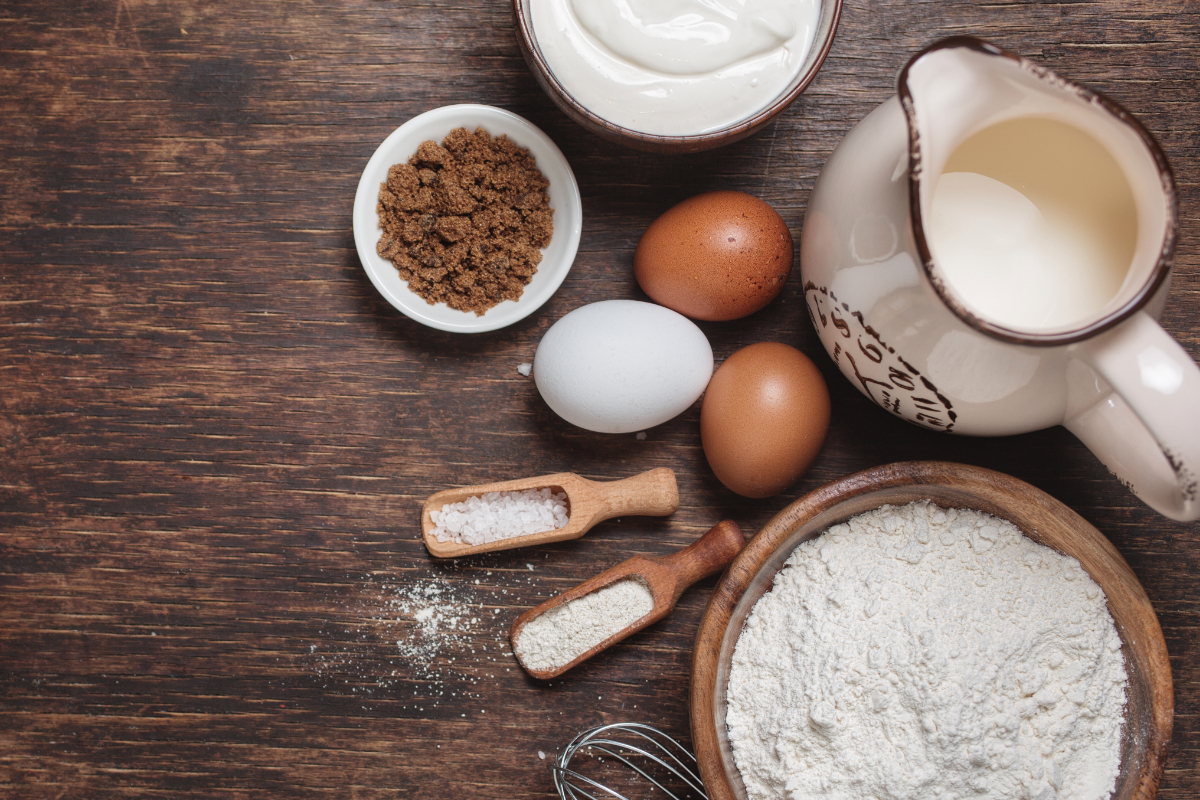 Four baking substitutes everyone should know about