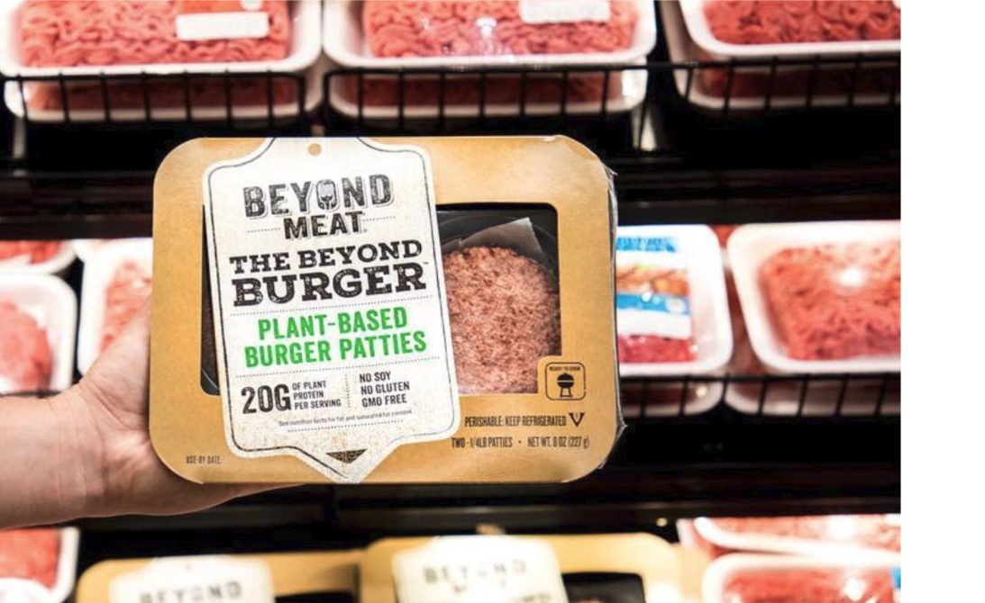 Beyond Burger in store