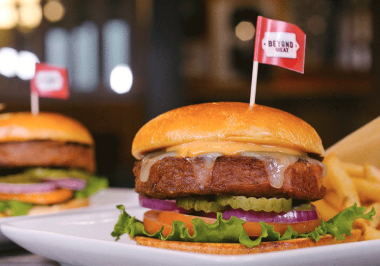 TGI Fridays Beyond Burger