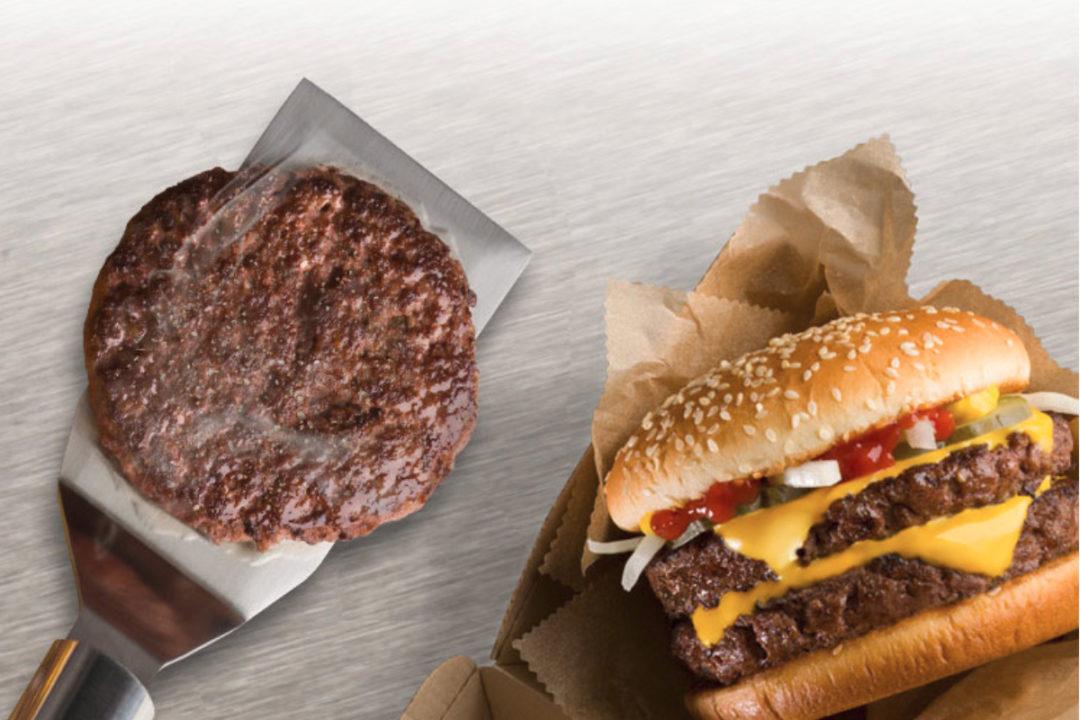 McDonald's beef