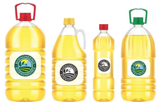 New bioengineered product labels