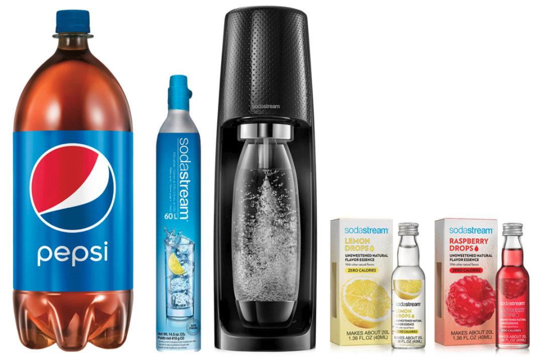 PepsiCo SodaStream