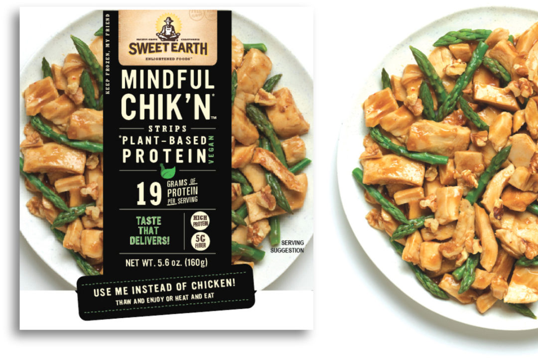 Sweet Earth Foods Mindful Chik'n