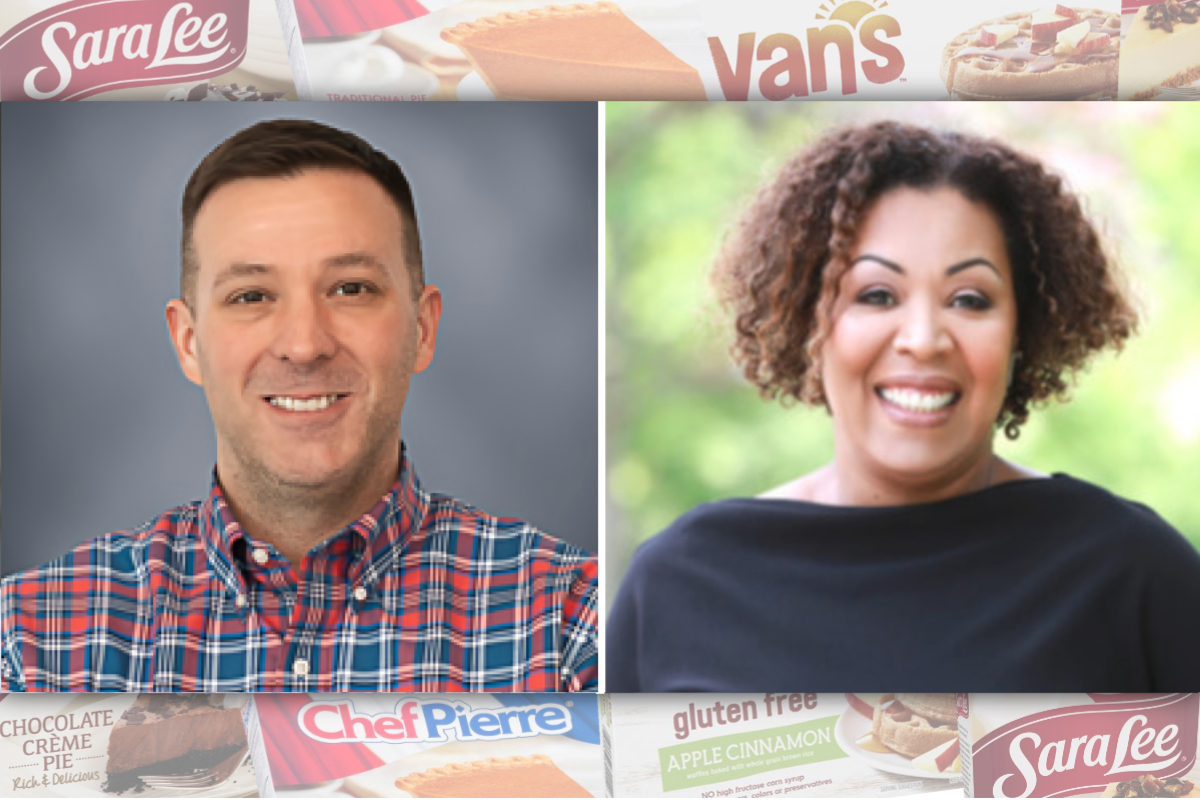 Ryan Malone and Wendy Webb Williams, Sara Lee Frozen Bakery