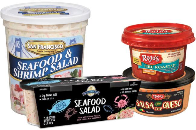Simply Fresh Foods brands