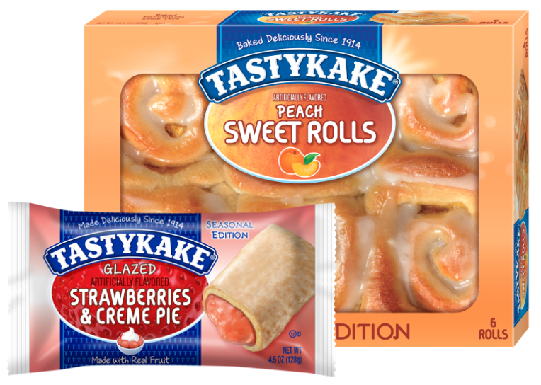 Tastykake seasonal products