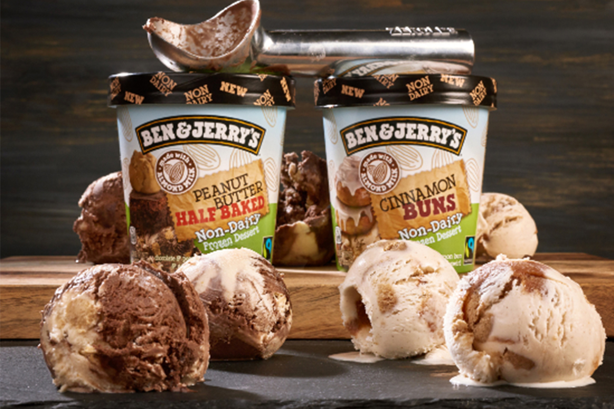 Ben and Jerry's non-dairy