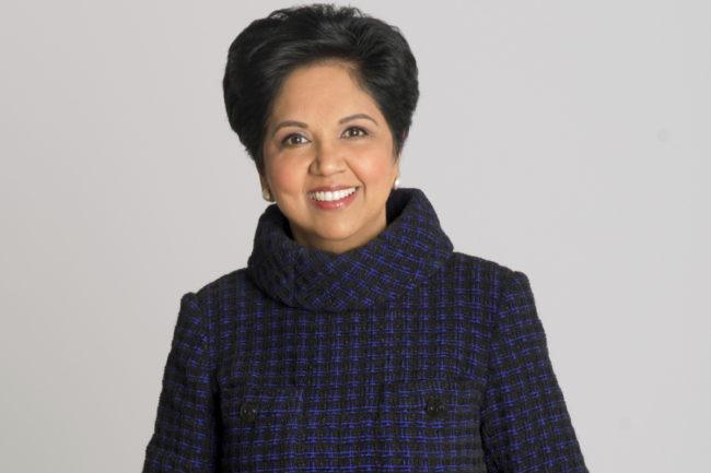 Indra Nooyi, PepsiCo CEO