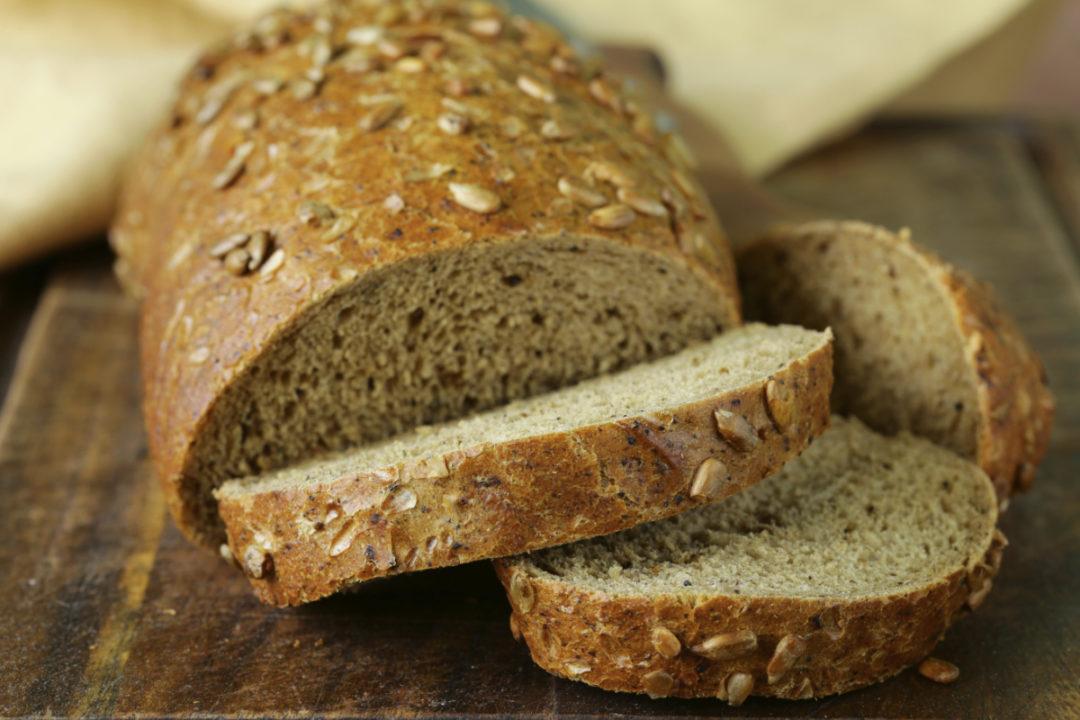 Bread cut back clean