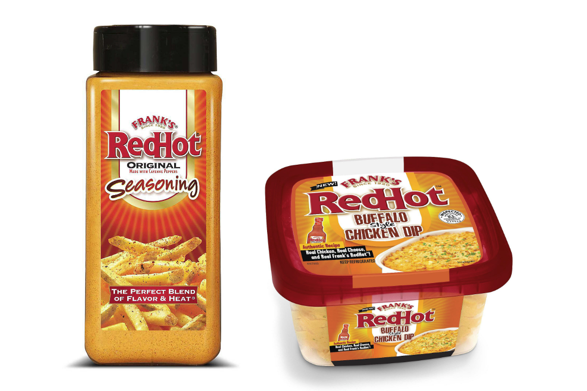 Mccormick Taking Frank S Redhot Sauce Beyond The Bottle