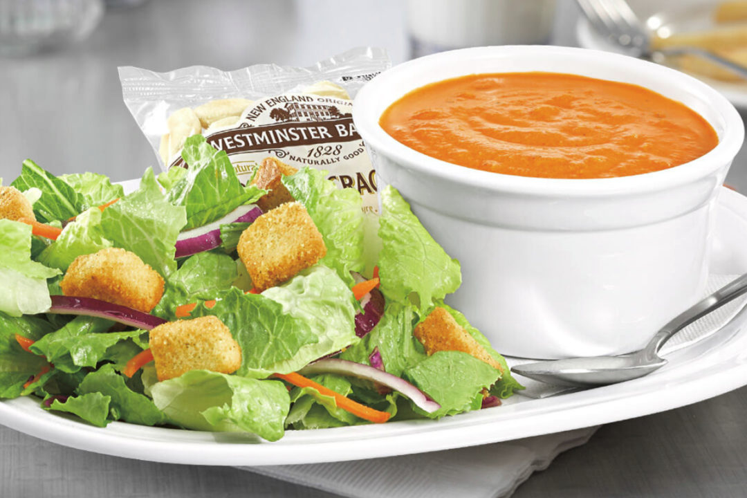 Soups and salads