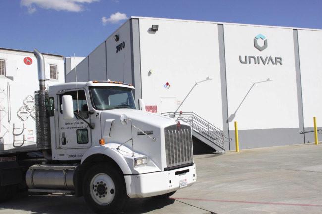 Univar Truck