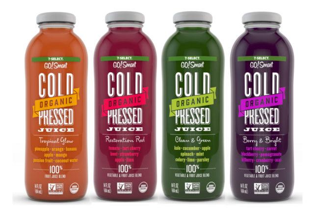 7-Eleven organic pressed juices