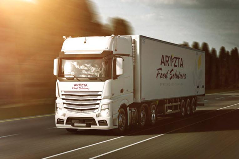 Aryzta truck