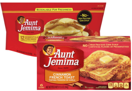 Aunt Jemima frozen products recalled