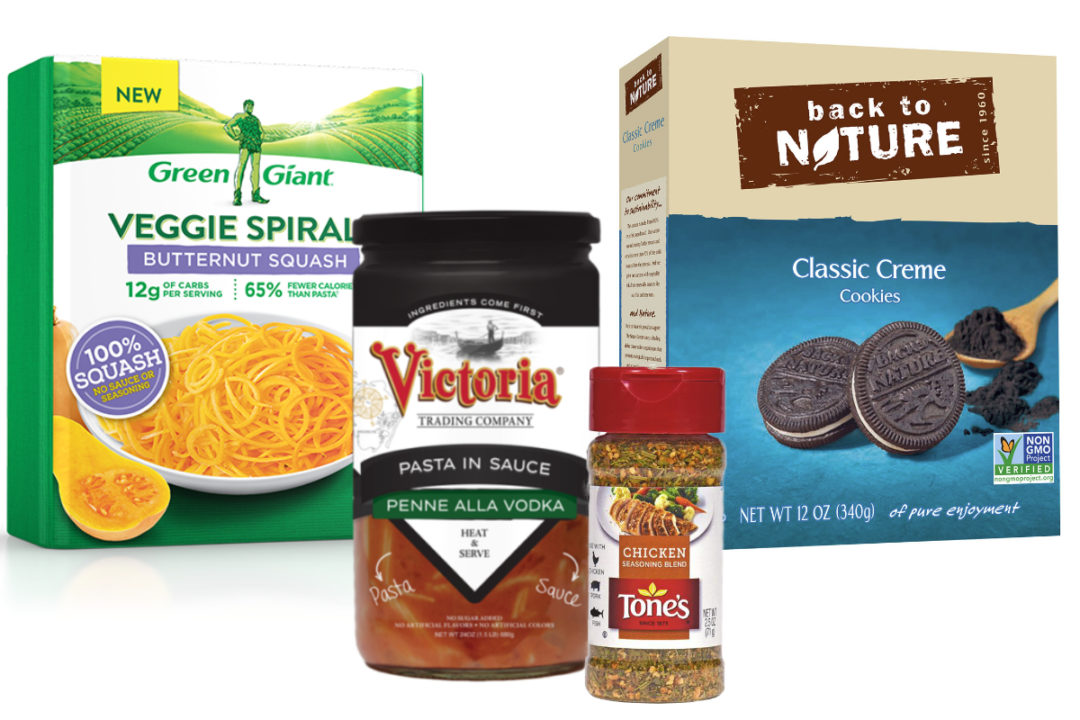 B&G Foods acquisitions - Green Giant, Back to Nature, Victoria Fine Foods, ACH Foods