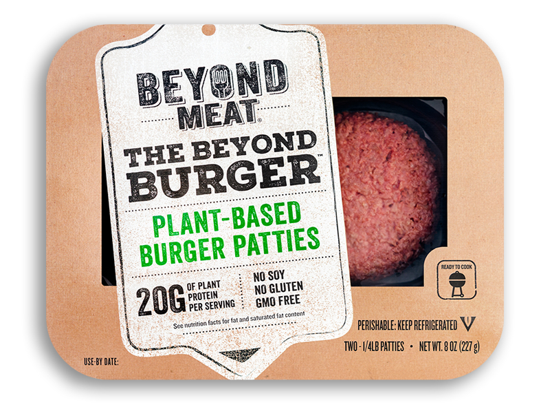 Beyond Burger, Beyond Meat