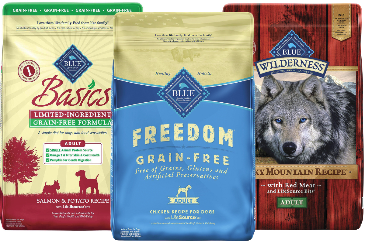 Blue Buffalo pet food, General Mills