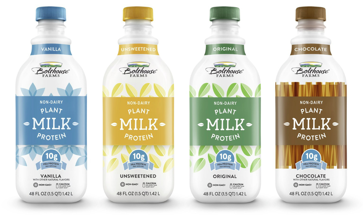 Bolthouse Farms plant protein milk, Campbell