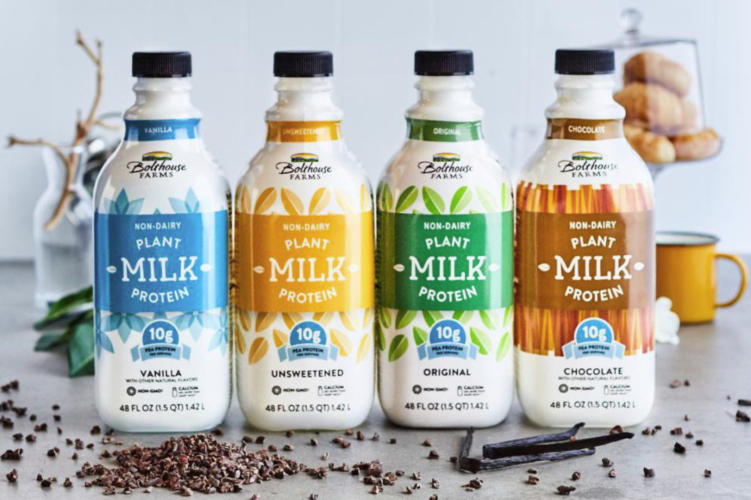 Bolthouse Farms plant protein milk, Campbell Soup