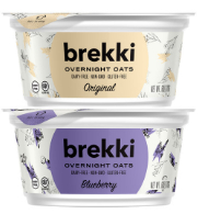Brekki overnight oats