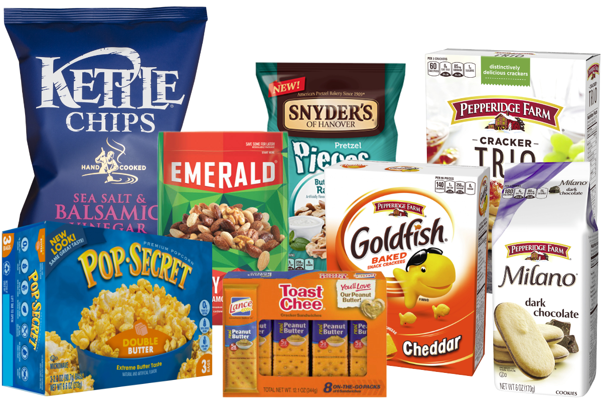 Done deal Campbell Soup finalizes purchase of SnydersLance 2018