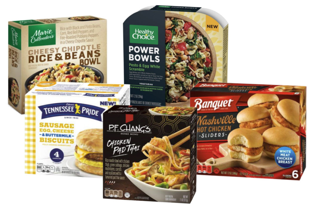 Conagra Brands new frozen innovation