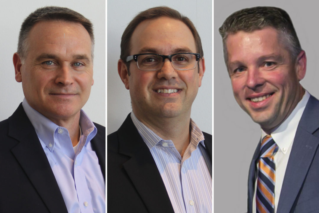 Dunkin Brands executives