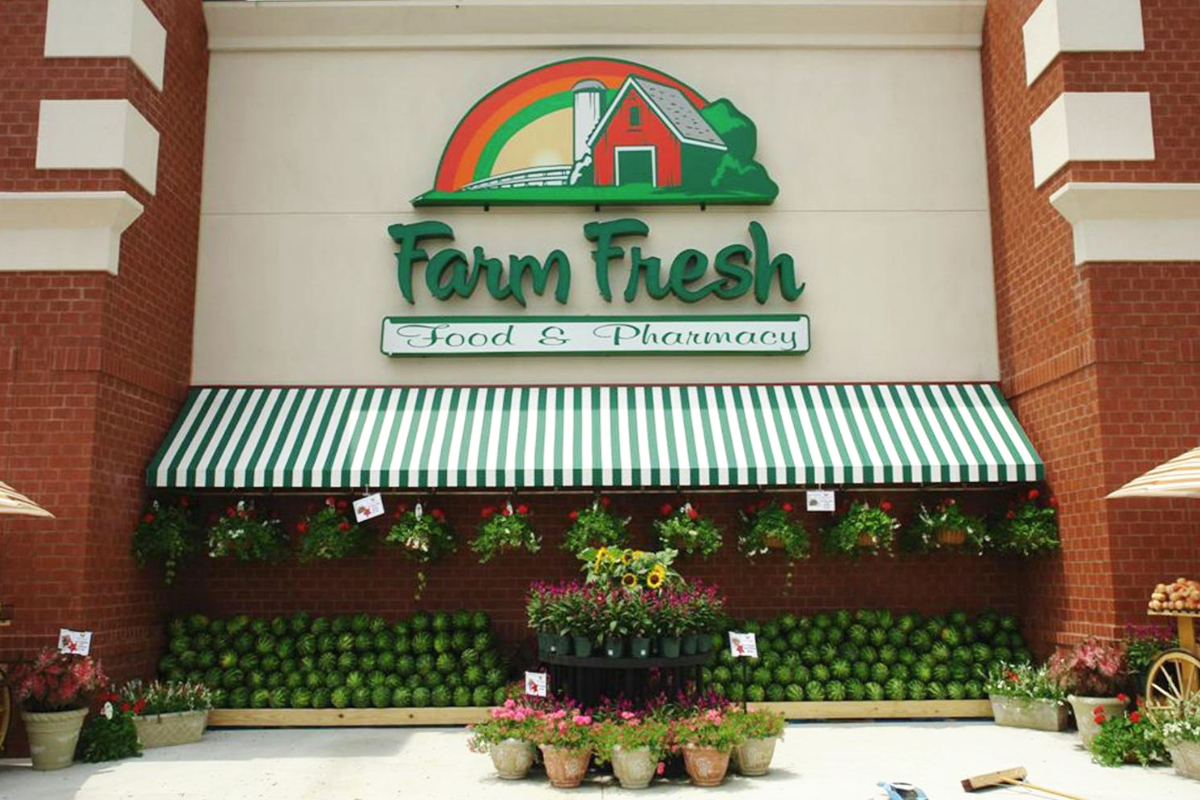 Farm Fresh Food & Pharmacy, Supervalu