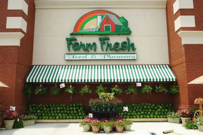 Farm Fresh Food & Pharmacy, Supervalu