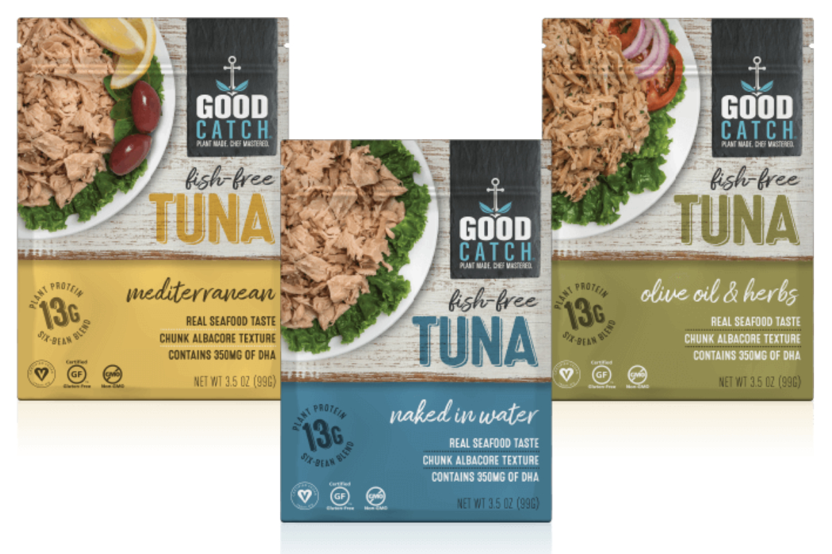 Good Catch Foods fish-free tuna