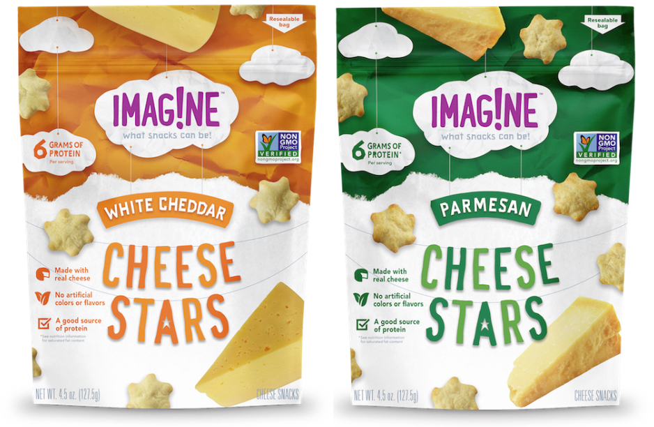 Imagine Cheese Stars, PepsiCo