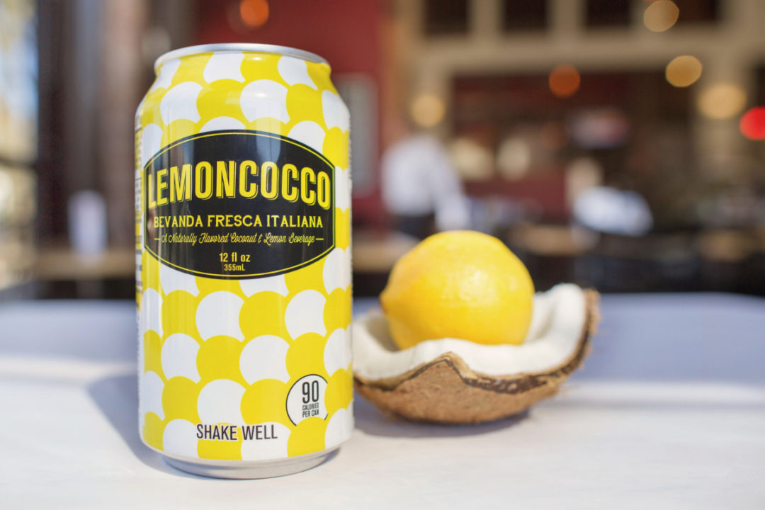 Jones Soda Lemoncocco