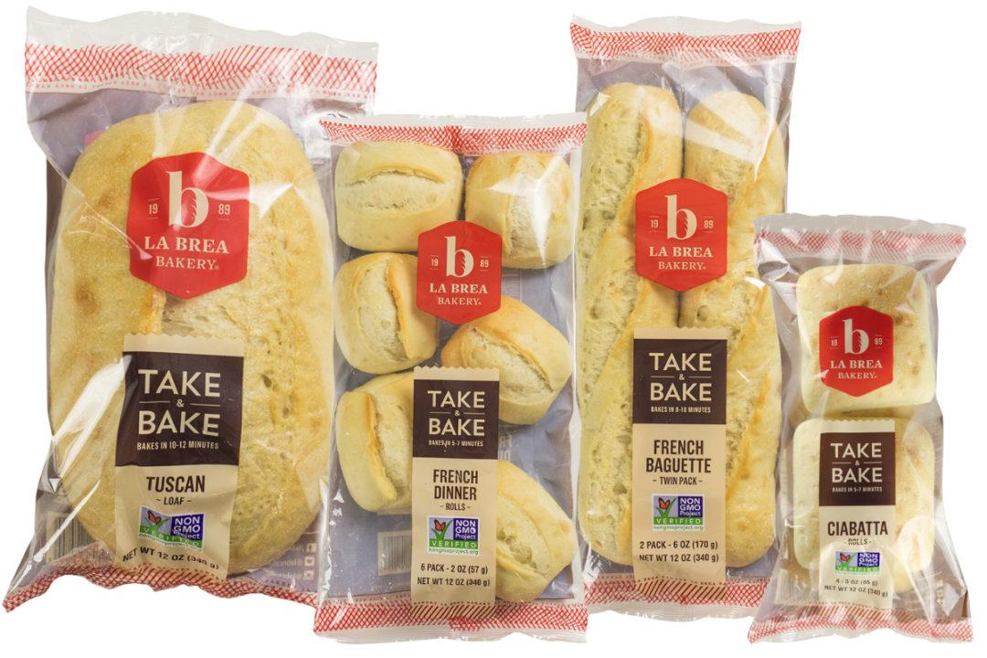 La Brea Bakery products