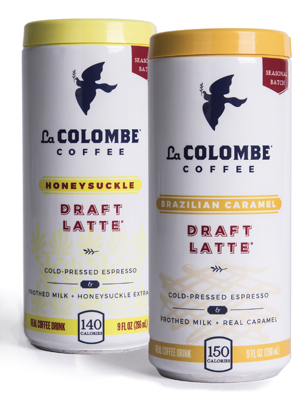 La Colombe craft lattes