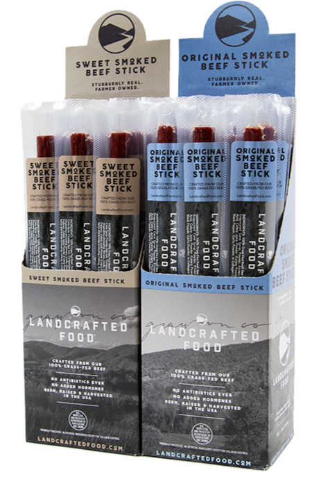 Landcrafted Food beef sticks